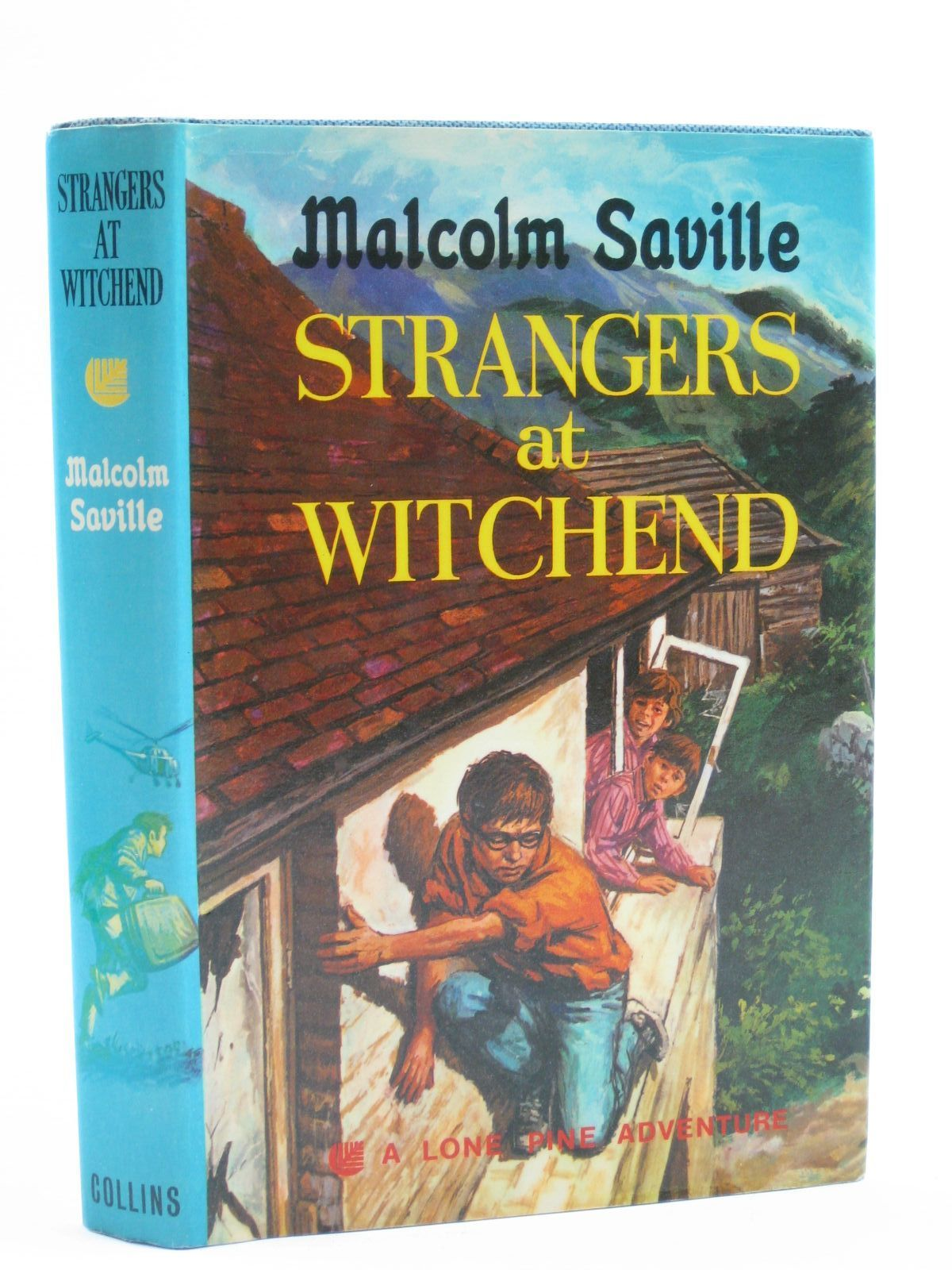 Photo of STRANGERS AT WITCHEND written by Saville, Malcolm published by Collins (STOCK CODE: 1507447)  for sale by Stella & Rose's Books