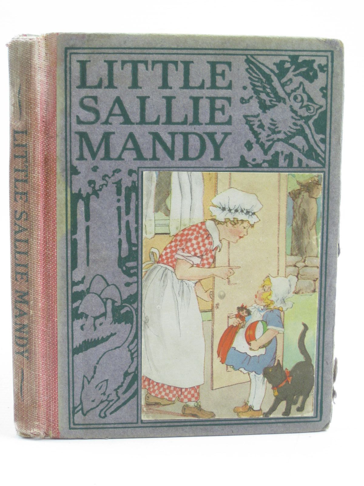 Photo of LITTLE SALLIE MANDY written by Van Derveer, Helen R. illustrated by Willis, Bess Goe published by Henry Altemus Company (STOCK CODE: 1507468)  for sale by Stella & Rose's Books