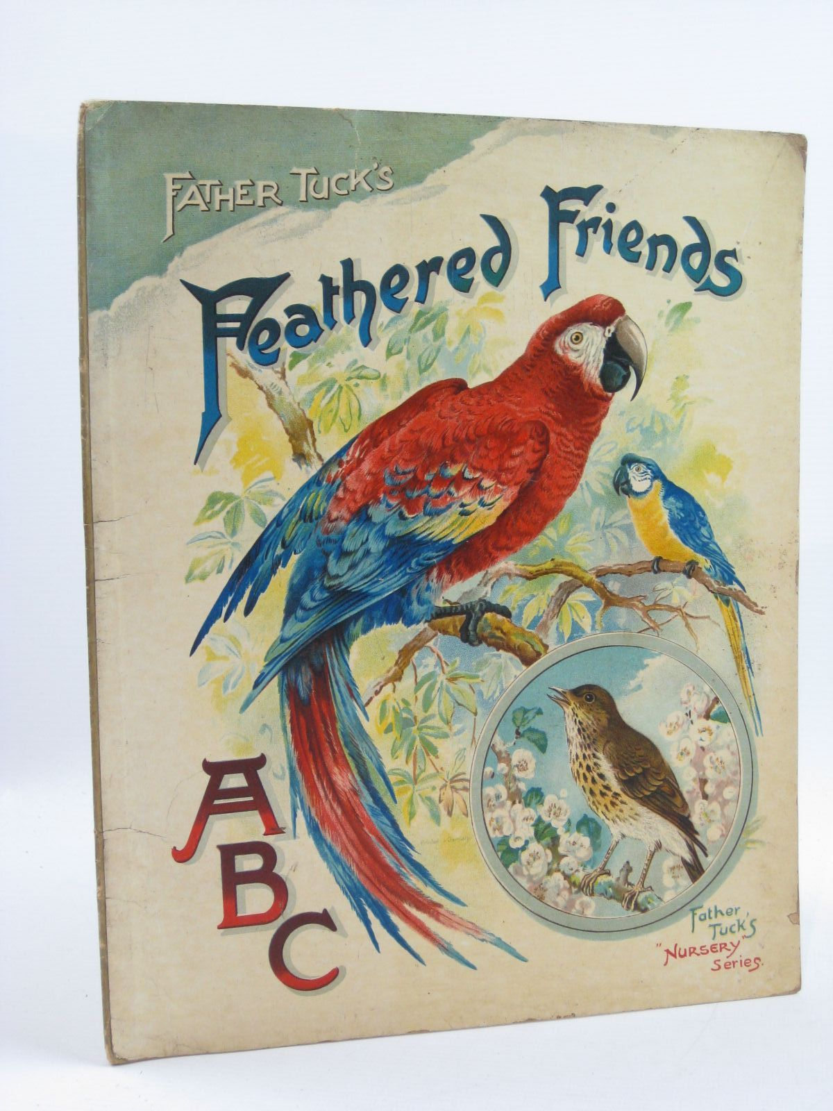Photo of FATHER TUCK'S FEATHERED FRIENDS ABC