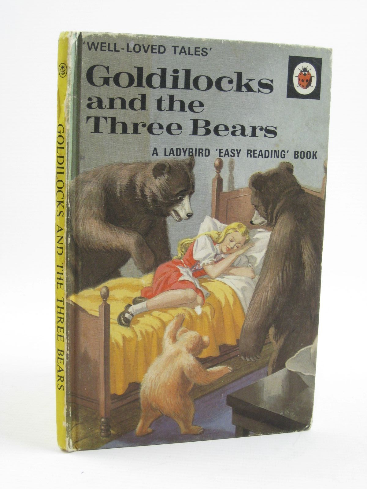 Photo of GOLDILOCKS AND THE THREE BEARS written by Southgate, Vera illustrated by Winter, Eric published by Wills & Hepworth Ltd. (STOCK CODE: 1507516)  for sale by Stella & Rose's Books