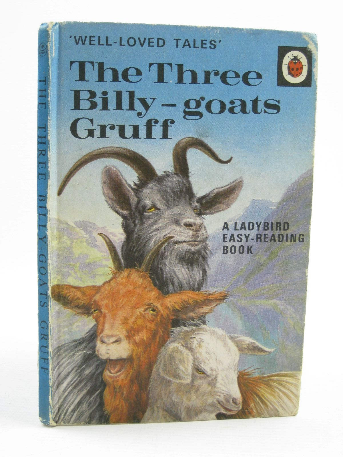 Photo of THE THREE BILLY-GOATS GRUFF written by Southgate, Vera illustrated by Lumley, Robert published by Wills & Hepworth Ltd. (STOCK CODE: 1507519)  for sale by Stella & Rose's Books