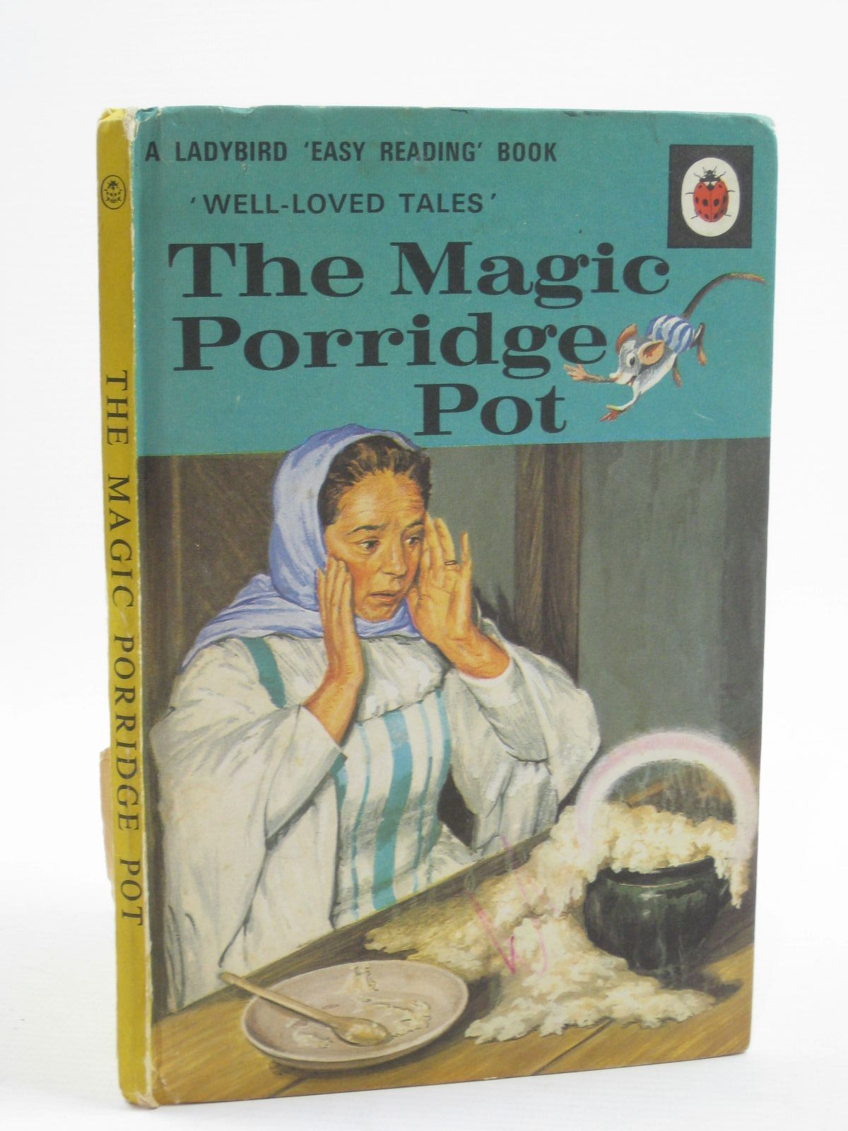 Photo of THE MAGIC PORRIDGE POT written by Southgate, Vera illustrated by Lumley, Robert published by Wills & Hepworth Ltd. (STOCK CODE: 1507524)  for sale by Stella & Rose's Books