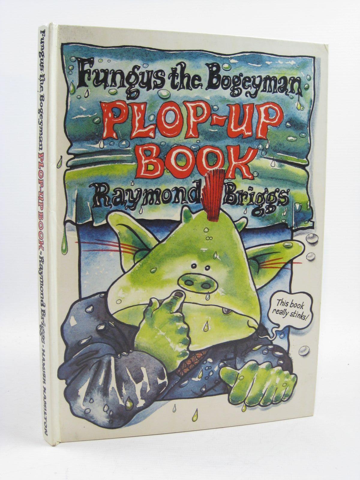Photo of FUNGUS THE BOGEYMAN PLOP-UP BOOK