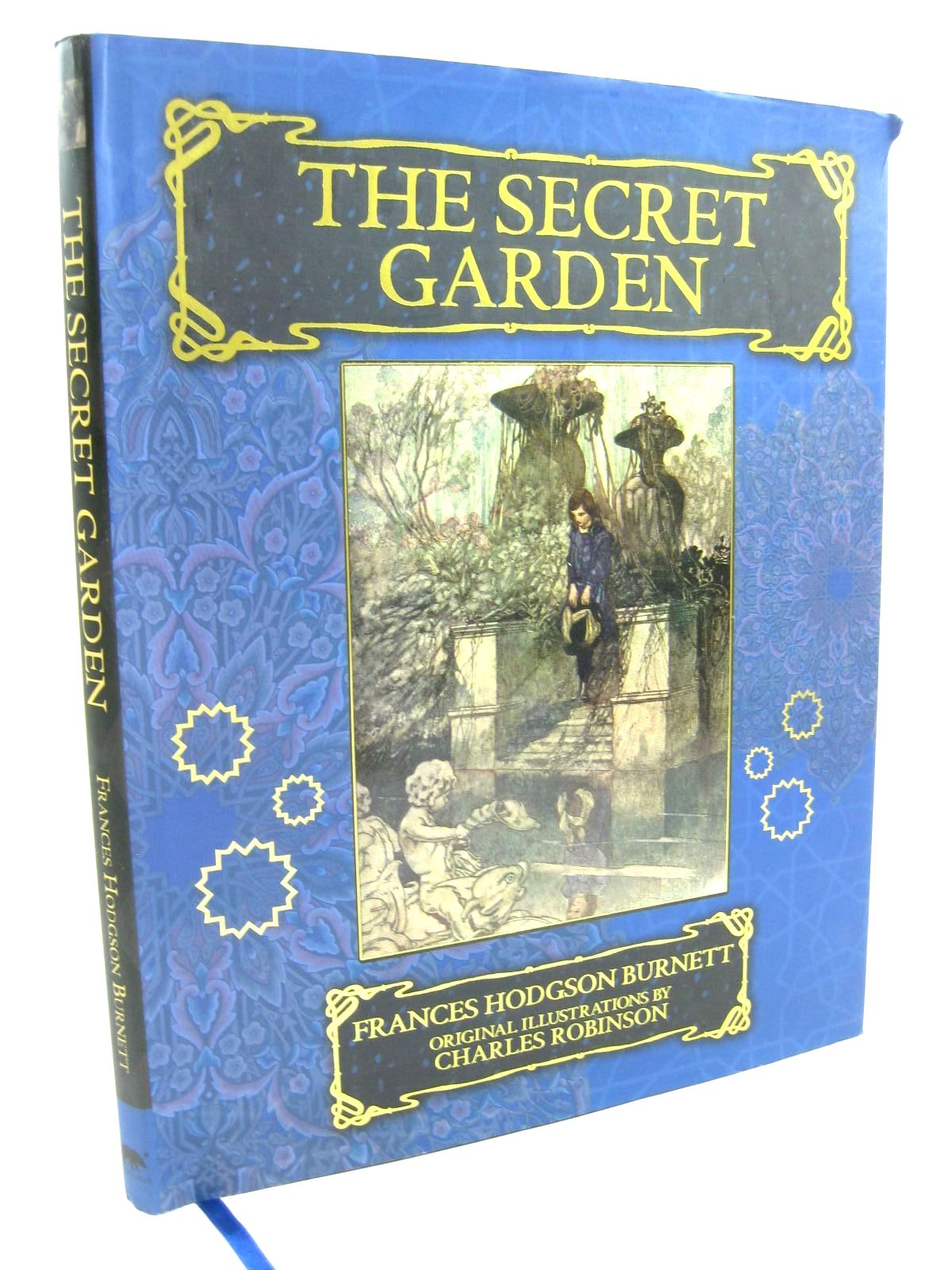 Photo of THE SECRET GARDEN written by Burnett, Frances Hodgson illustrated by Robinson, Charles published by Arcturus Press (STOCK CODE: 1507555)  for sale by Stella & Rose's Books