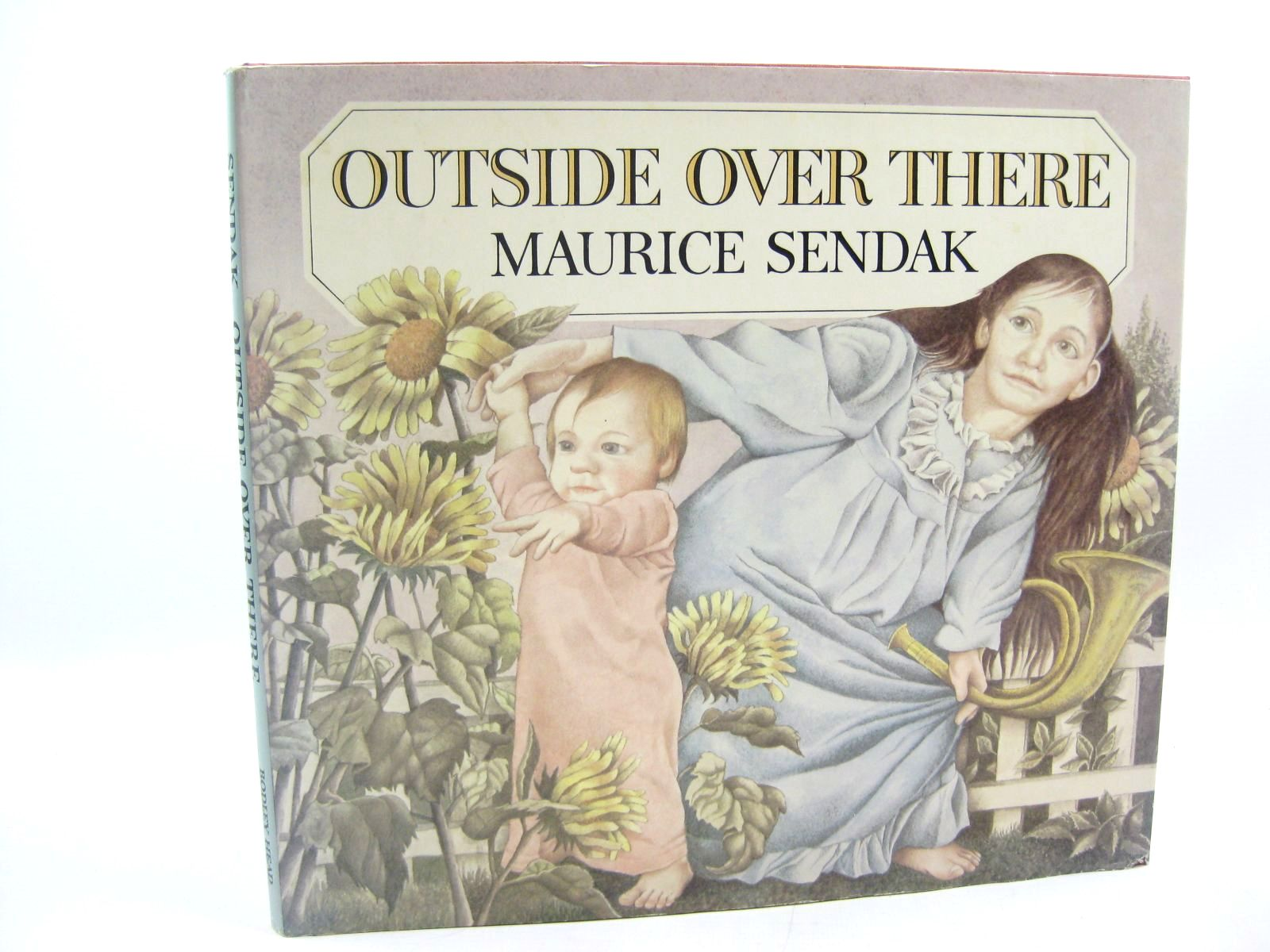 Photo of OUTSIDE OVER THERE written by Sendak, Maurice illustrated by Sendak, Maurice published by The Bodley Head (STOCK CODE: 1507560)  for sale by Stella & Rose's Books