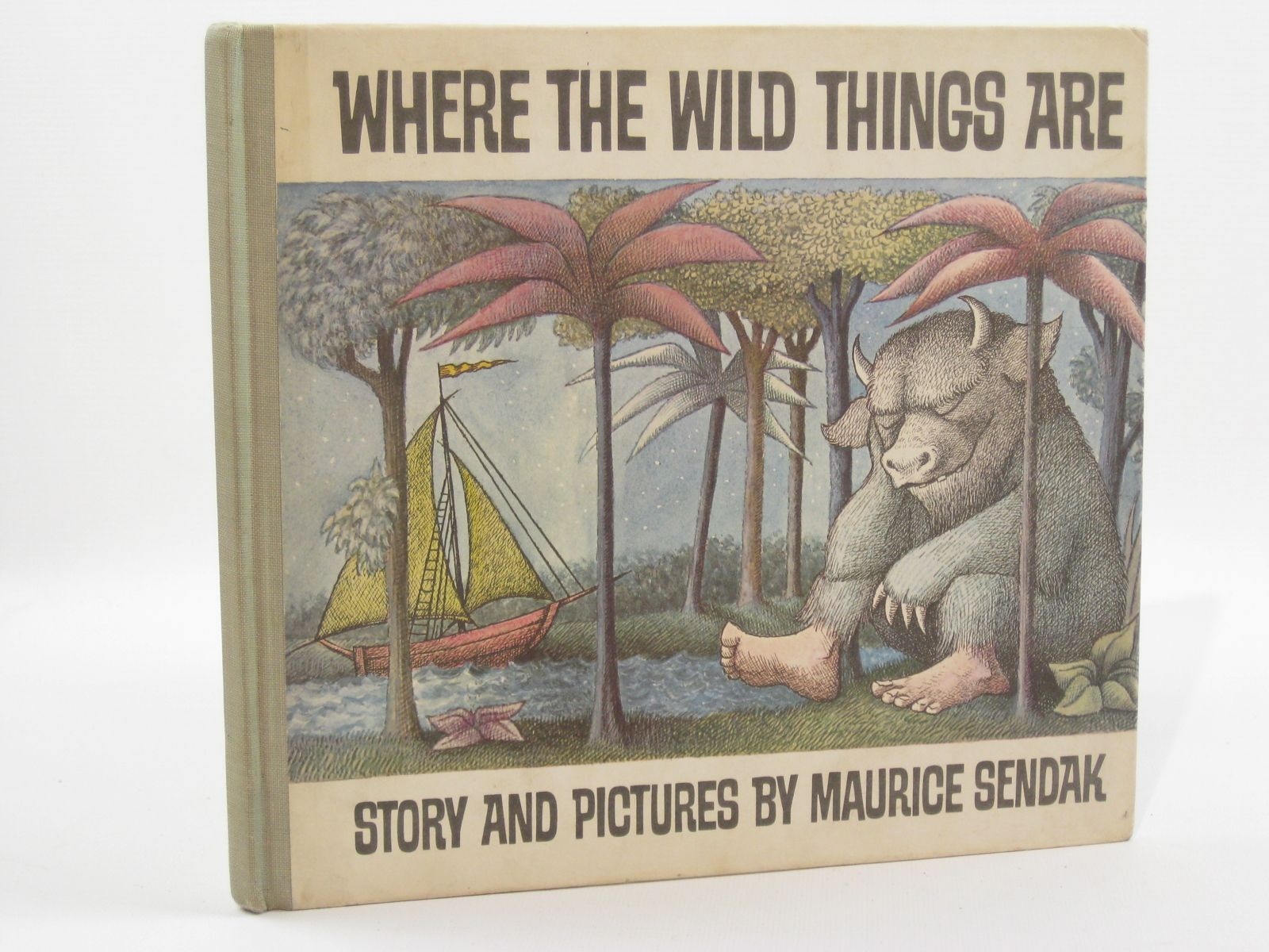 Photo of WHERE THE WILD THINGS ARE