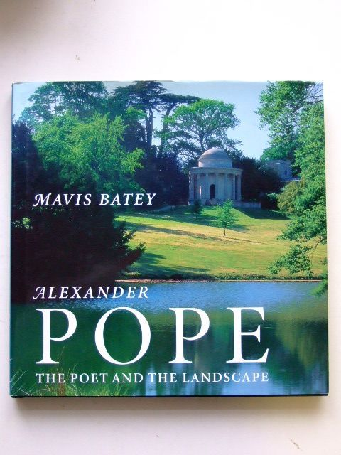 Photo of ALEXANDER POPE THE POET AND THE LANDSCAPE written by Batey, Mavis published by Barn Elms (STOCK CODE: 1601182)  for sale by Stella & Rose's Books