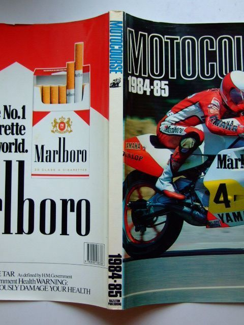 Photo of MOTOCOURSE 1984-85 published by Hazleton Publishing (STOCK CODE: 1601323)  for sale by Stella & Rose's Books