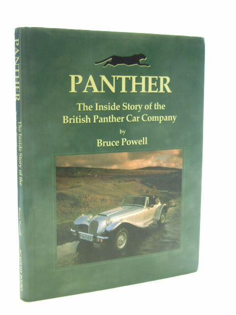 Photo of PANTHER written by Powell, Bruce published by Academy Books (STOCK CODE: 1601729)  for sale by Stella & Rose's Books