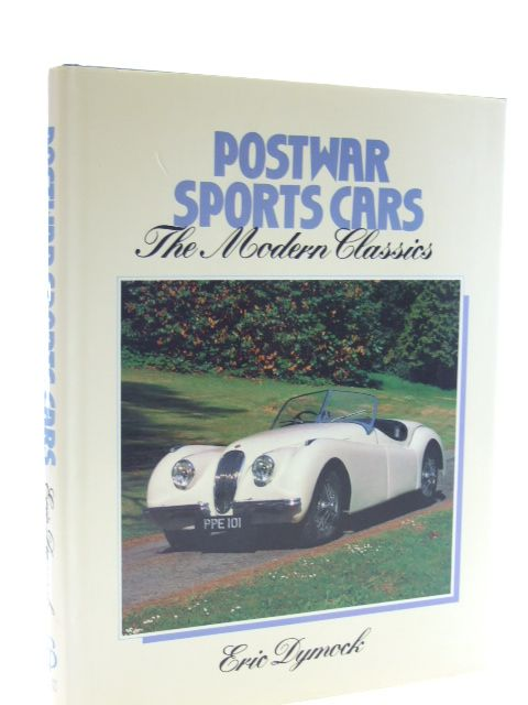 Photo of POSTWAR SPORTS CARS written by Dymock, Eric published by Ebury Press (STOCK CODE: 1601954)  for sale by Stella & Rose's Books