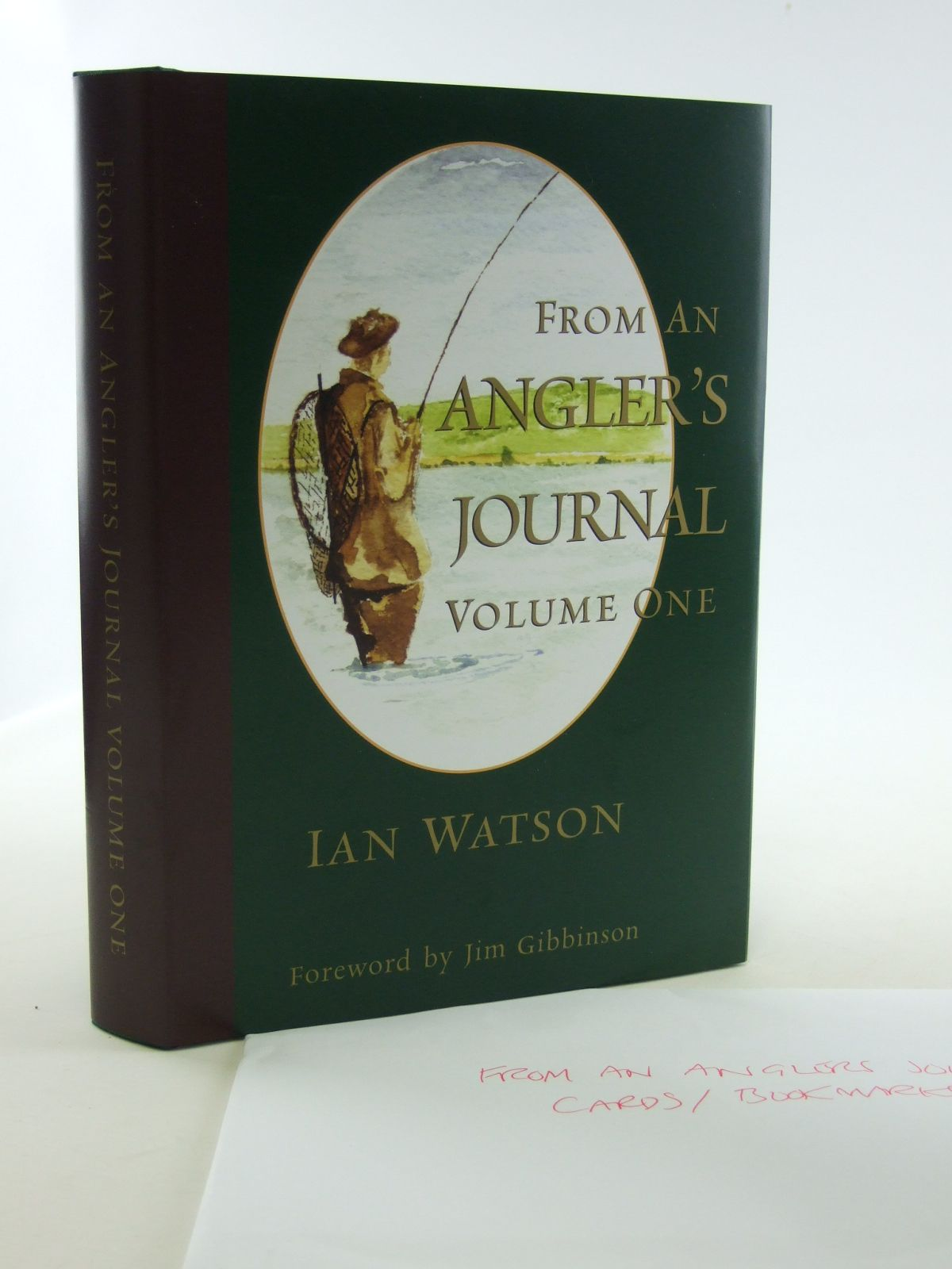 Photo of FROM AN ANGLER'S JOURNAL VOLUME ONE written by Watson, Ian published by Wye Angling Publications (STOCK CODE: 1602558)  for sale by Stella & Rose's Books