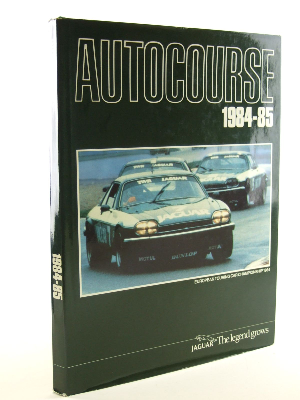 Photo of AUTOCOURSE 1984-85