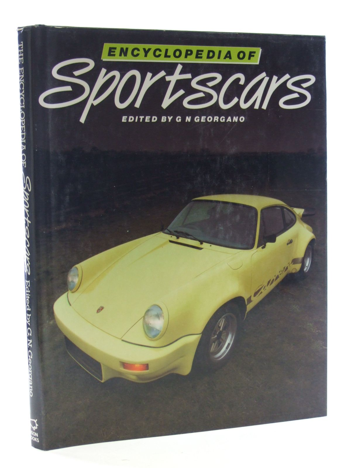Photo of THE ENCYCLOPEDIA OF SPORTSCARS written by Georgano, G.N. published by Bison Books (STOCK CODE: 1602654)  for sale by Stella & Rose's Books