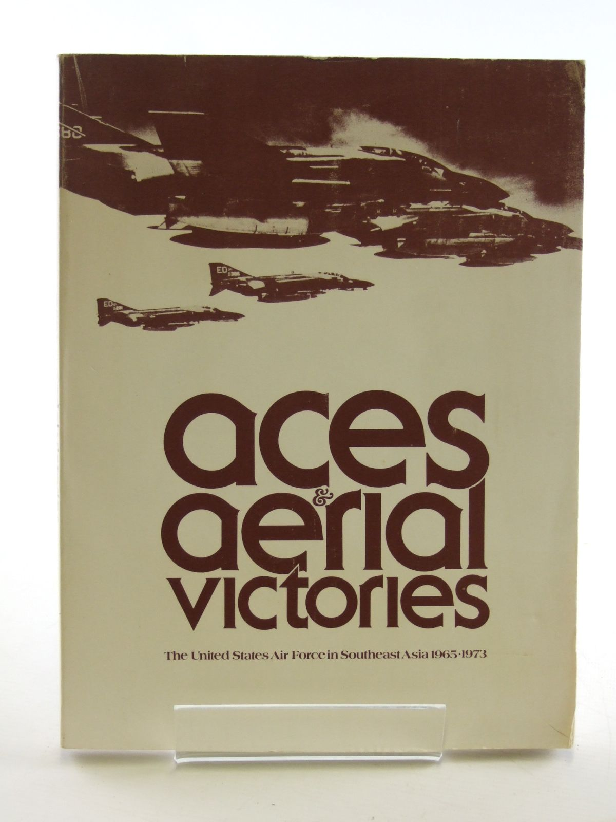 Photo of ACES & AERIAL VICTORIES written by Futrell, R. Frank<br />et al,  published by The Albert F. Simpson Historical Research Centre (STOCK CODE: 1602785)  for sale by Stella & Rose's Books