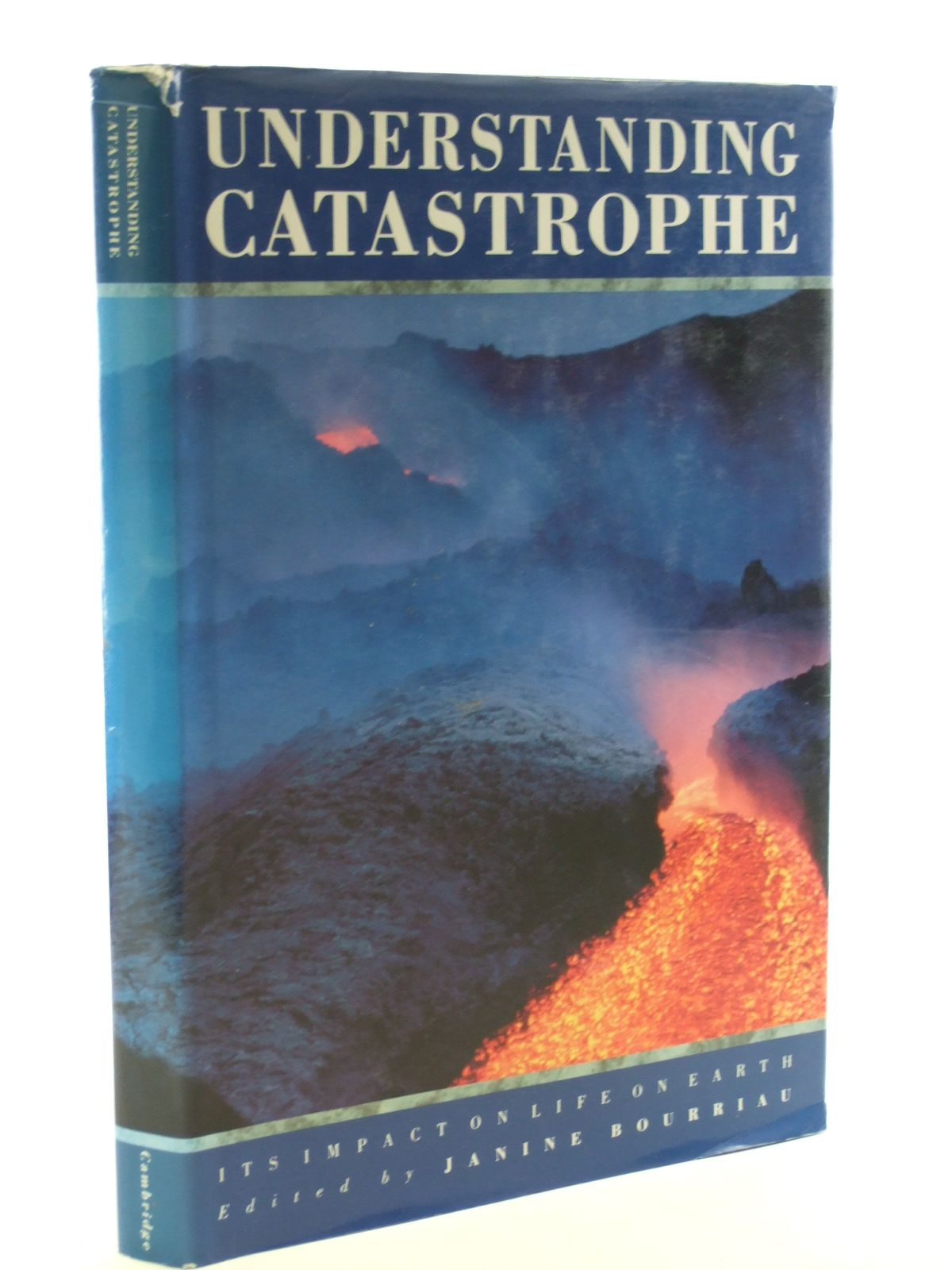 Photo of UNDERSTANDING CATASTROPHE written by Bourriau, Janine published by Cambridge University Press (STOCK CODE: 1602896)  for sale by Stella & Rose's Books