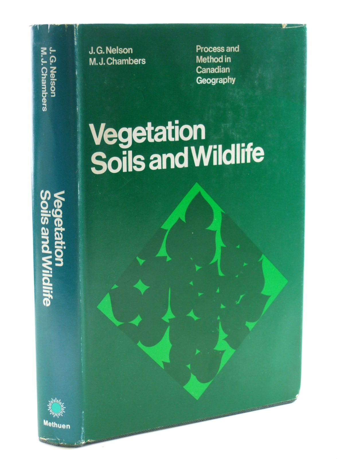 Photo of VEGETATION, SOILS AND WILDLIFE written by Nelson, J.G.<br />Chambers, M.J. published by Methuen (STOCK CODE: 1602945)  for sale by Stella & Rose's Books