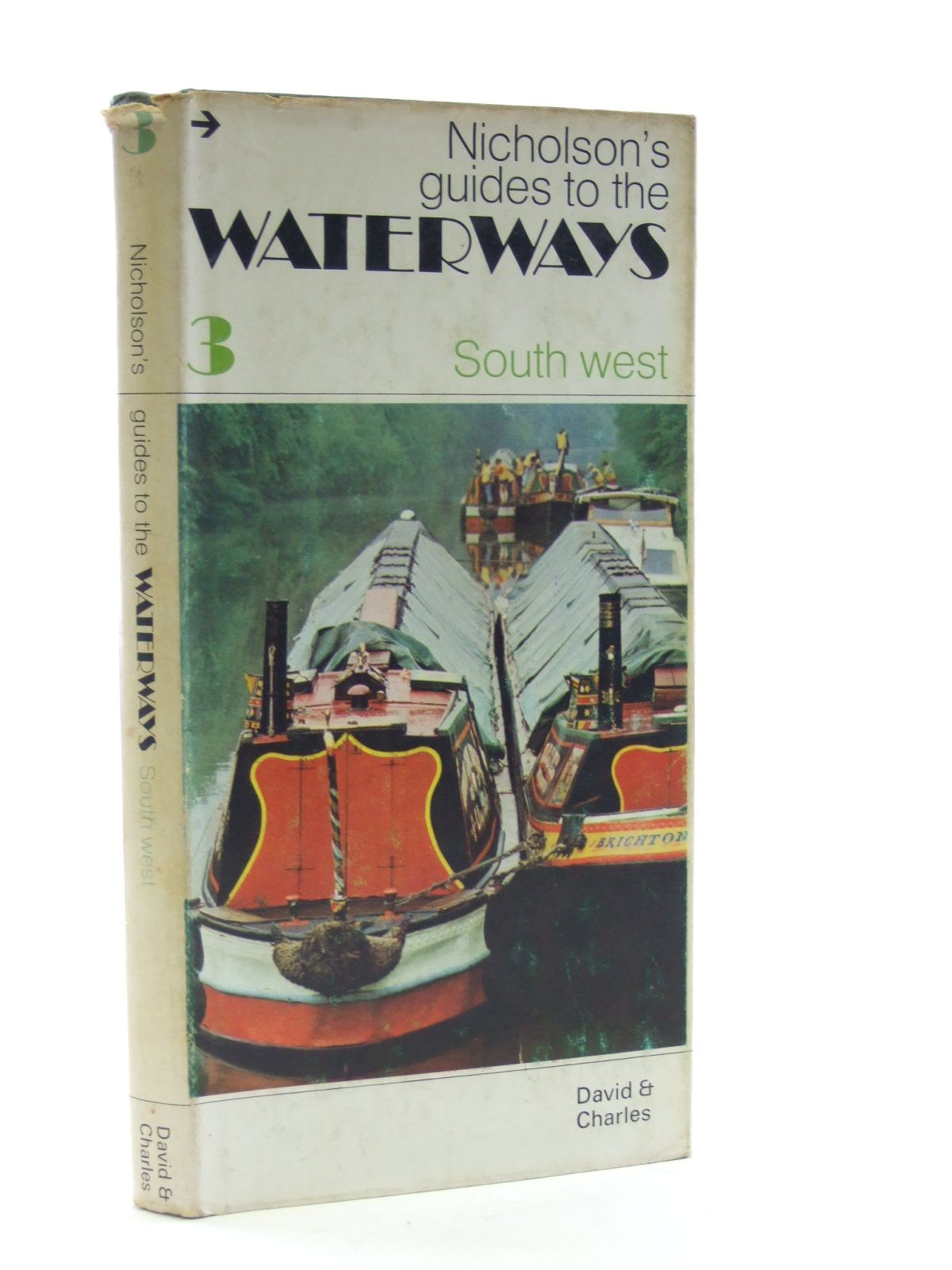 Photo of NICHOLSON'S GUIDES TO THE WATERWAYS No. 3 SOUTH WEST published by British Waterways Board, Robert Nicholson Publications (STOCK CODE: 1603354)  for sale by Stella & Rose's Books