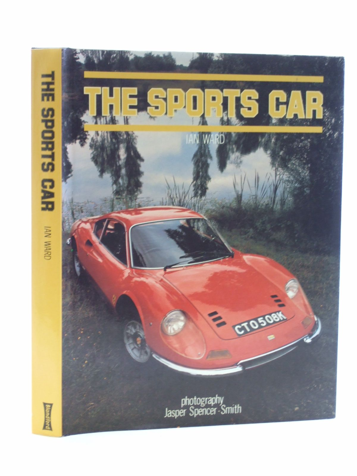 Photo of THE SPORTS CAR written by Ward, Ian published by Blandford Press (STOCK CODE: 1603426)  for sale by Stella & Rose's Books
