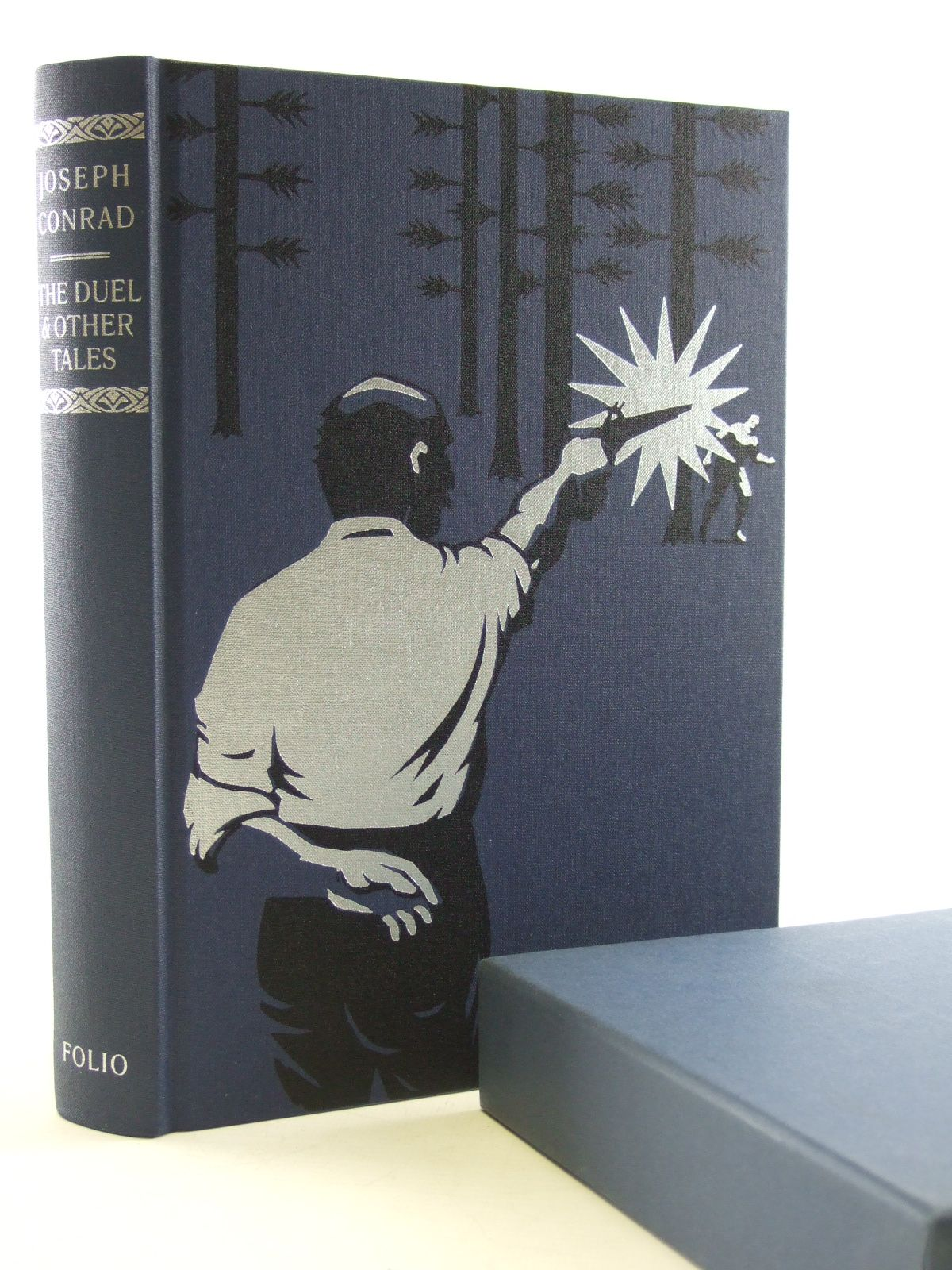 Photo of THE DUEL AND OTHER TALES written by Conrad, Joseph published by Folio Society (STOCK CODE: 1603649)  for sale by Stella & Rose's Books