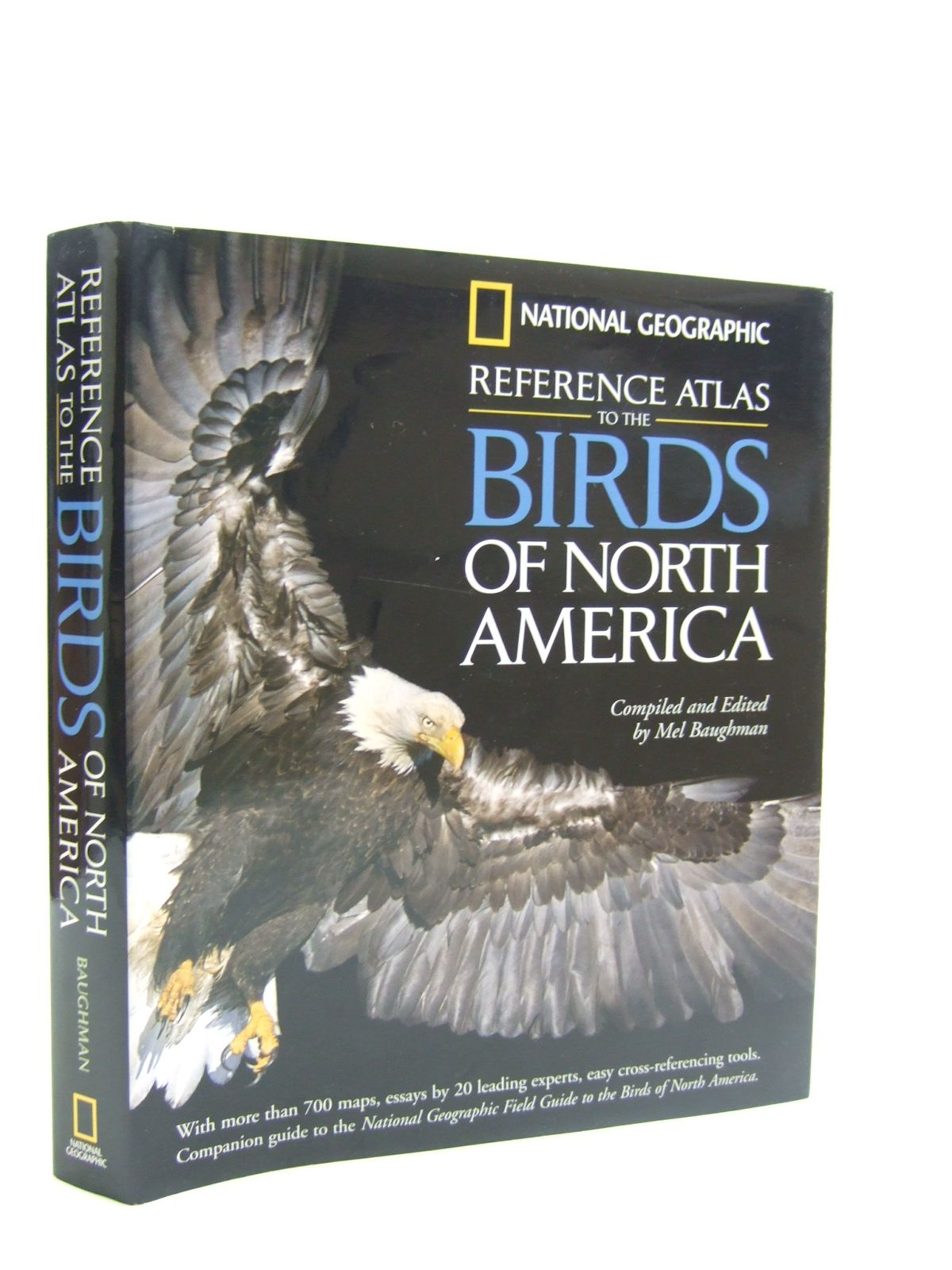 Photo of NATIONAL GEOGRAPHIC REFERENCE ATLAS TO THE BIRDS OF NORTH AMERICA written by Baughman, Mel published by National Geographic Society (STOCK CODE: 1604117)  for sale by Stella & Rose's Books