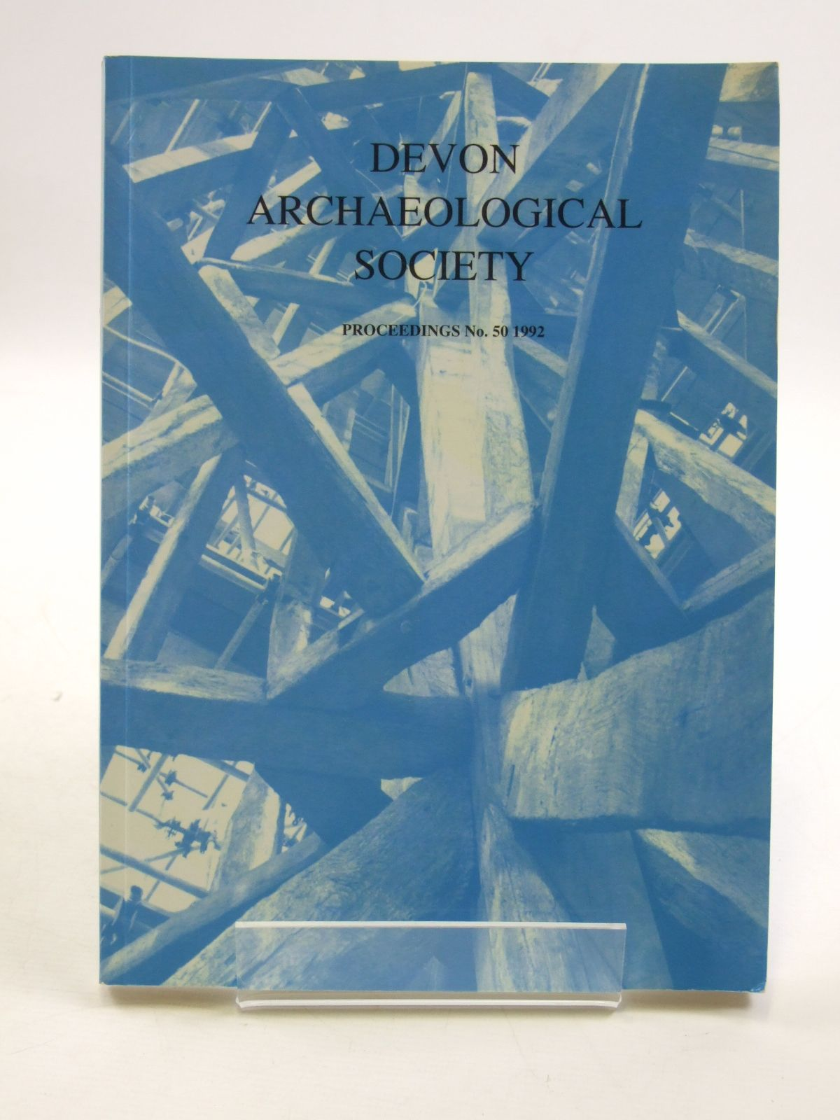 Photo of DEVON ARCHAEOLOGICAL SOCIETY PROCEEDINGS No.50 1992 published by Devon Archaeological Society (STOCK CODE: 1604127)  for sale by Stella & Rose's Books