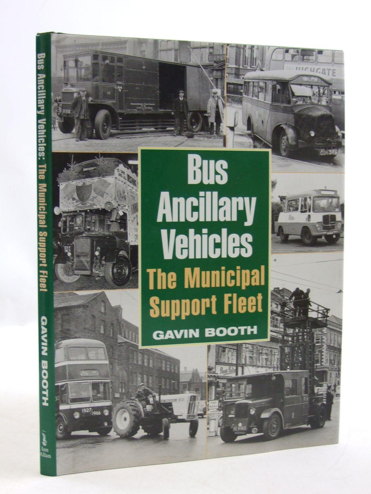 BUS ANCILLARY VEHICLES THE MUNICIPAL SUPPORT FLEET written