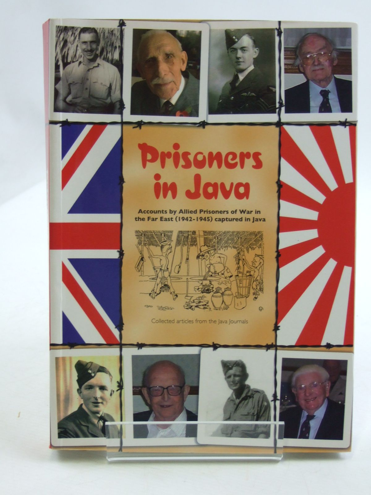 Photo of PRISONERS IN JAVA written by Marshall, William published by Hamwic Publishers (STOCK CODE: 1604368)  for sale by Stella & Rose's Books