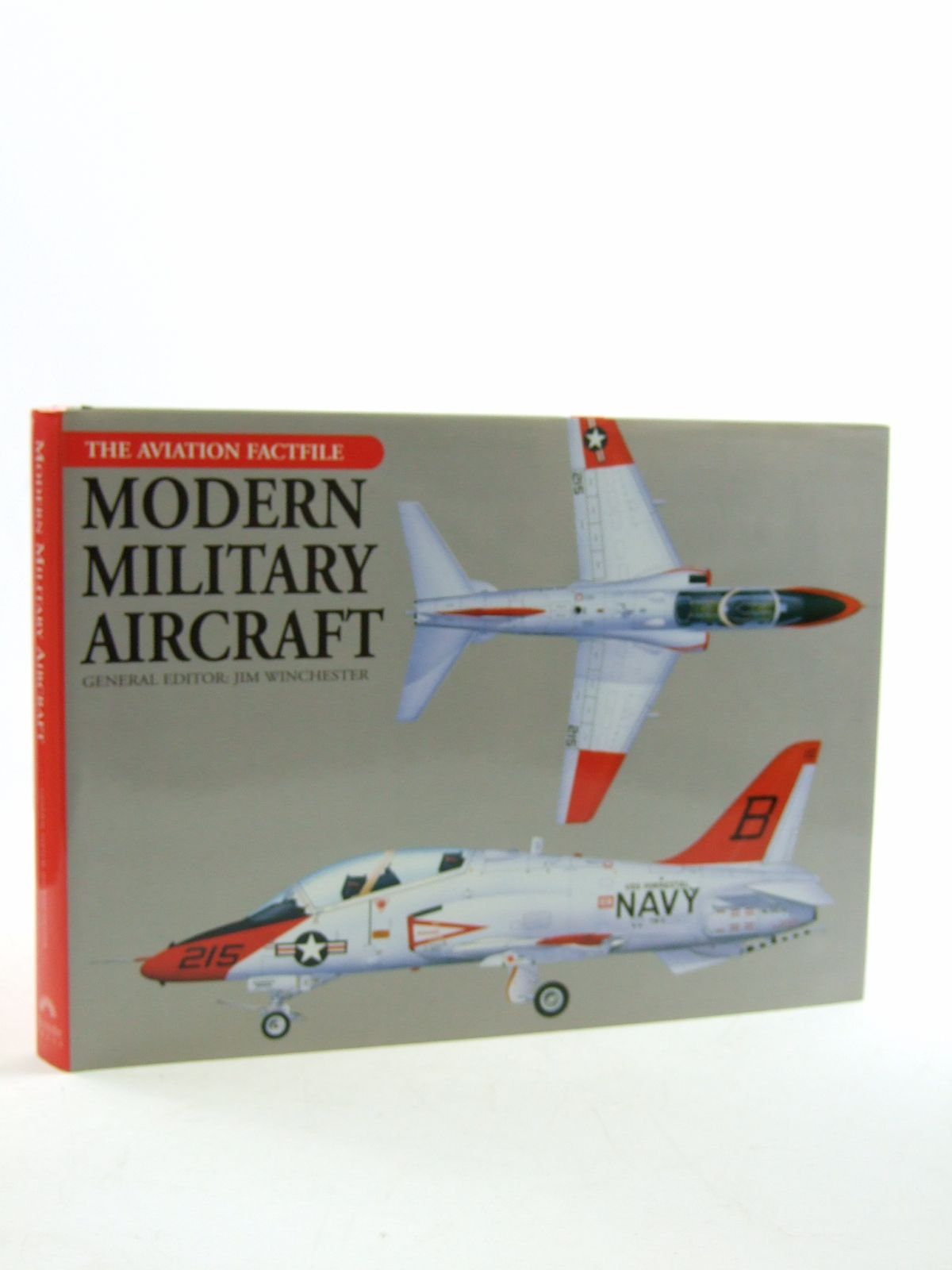 Photo of MODERN MILITARY AIRCRAFT written by Winchester, Jim published by Thunder Bay Press (STOCK CODE: 1604401)  for sale by Stella & Rose's Books