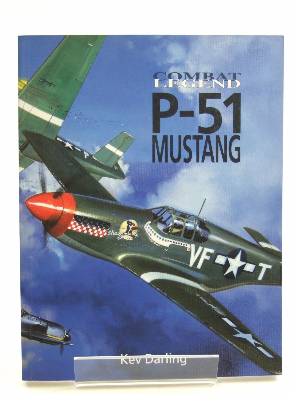 Photo of P-51 MUSTANG written by Darling, Kev published by Airlife (STOCK CODE: 1604421)  for sale by Stella & Rose's Books