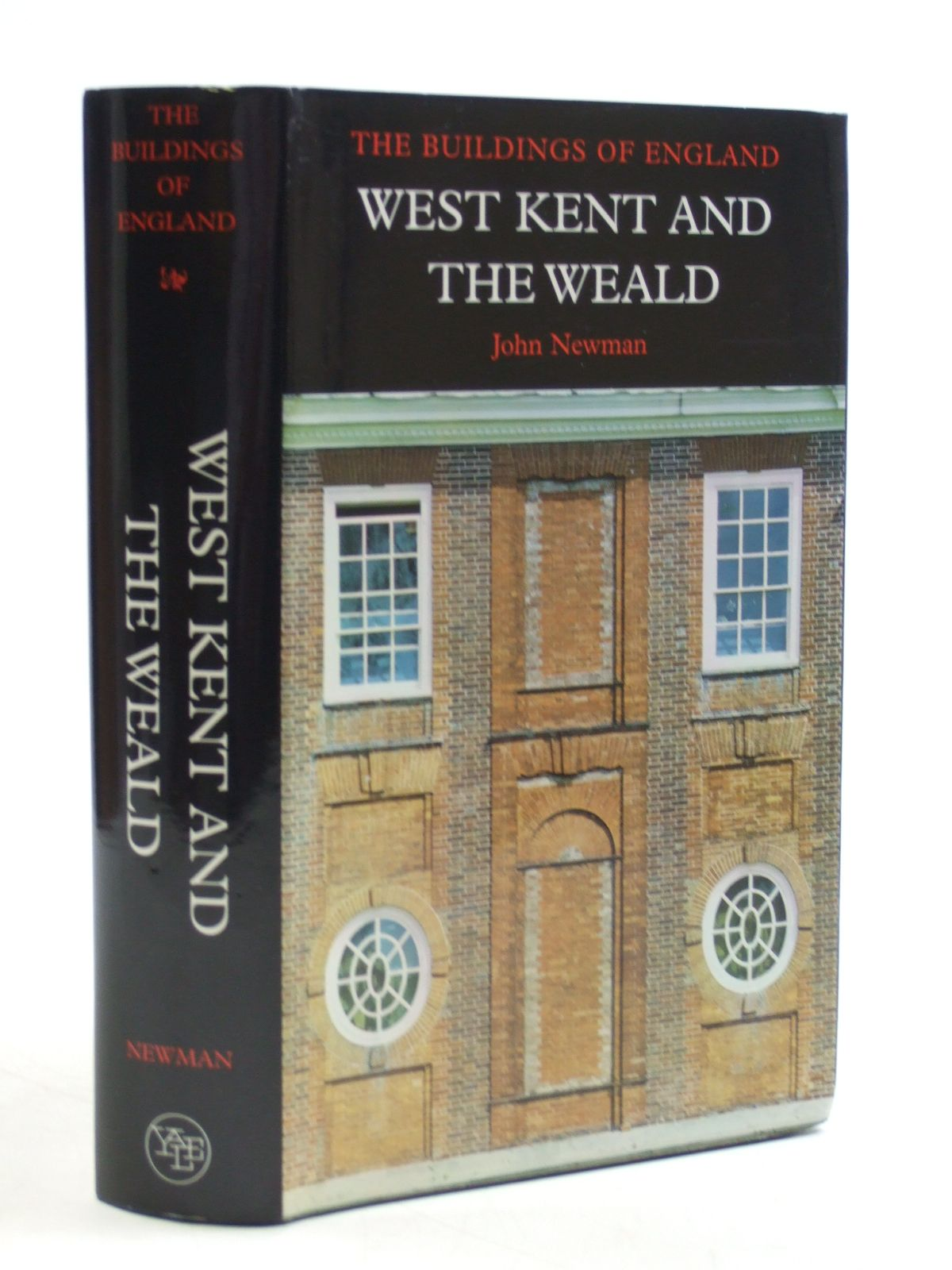 Photo of WEST KENT AND THE WEALD (BUILDINGS OF ENGLAND) written by Newman, John<br />Pevsner, Nikolaus published by Yale University Press (STOCK CODE: 1604445)  for sale by Stella & Rose's Books