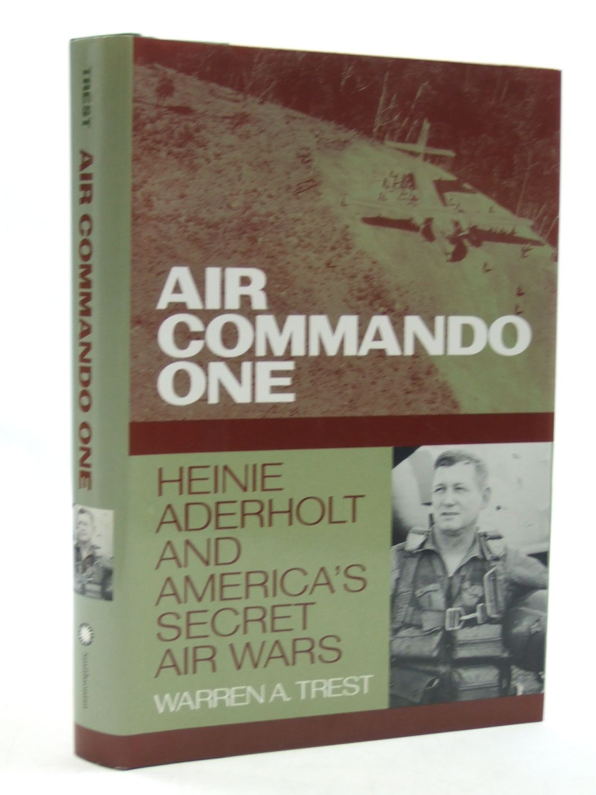 Photo of AIR COMMANDO ONE written by Trest, Warren A. published by Smithsonian Institution Press (STOCK CODE: 1604503)  for sale by Stella & Rose's Books