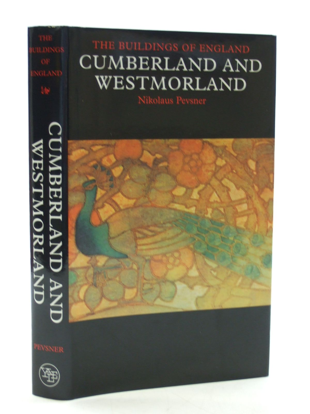Photo of CUMBERLAND AND WESTMORLAND (BUILDINGS OF ENGLAND) written by Pevsner, Nikolaus published by Yale University Press (STOCK CODE: 1604539)  for sale by Stella & Rose's Books