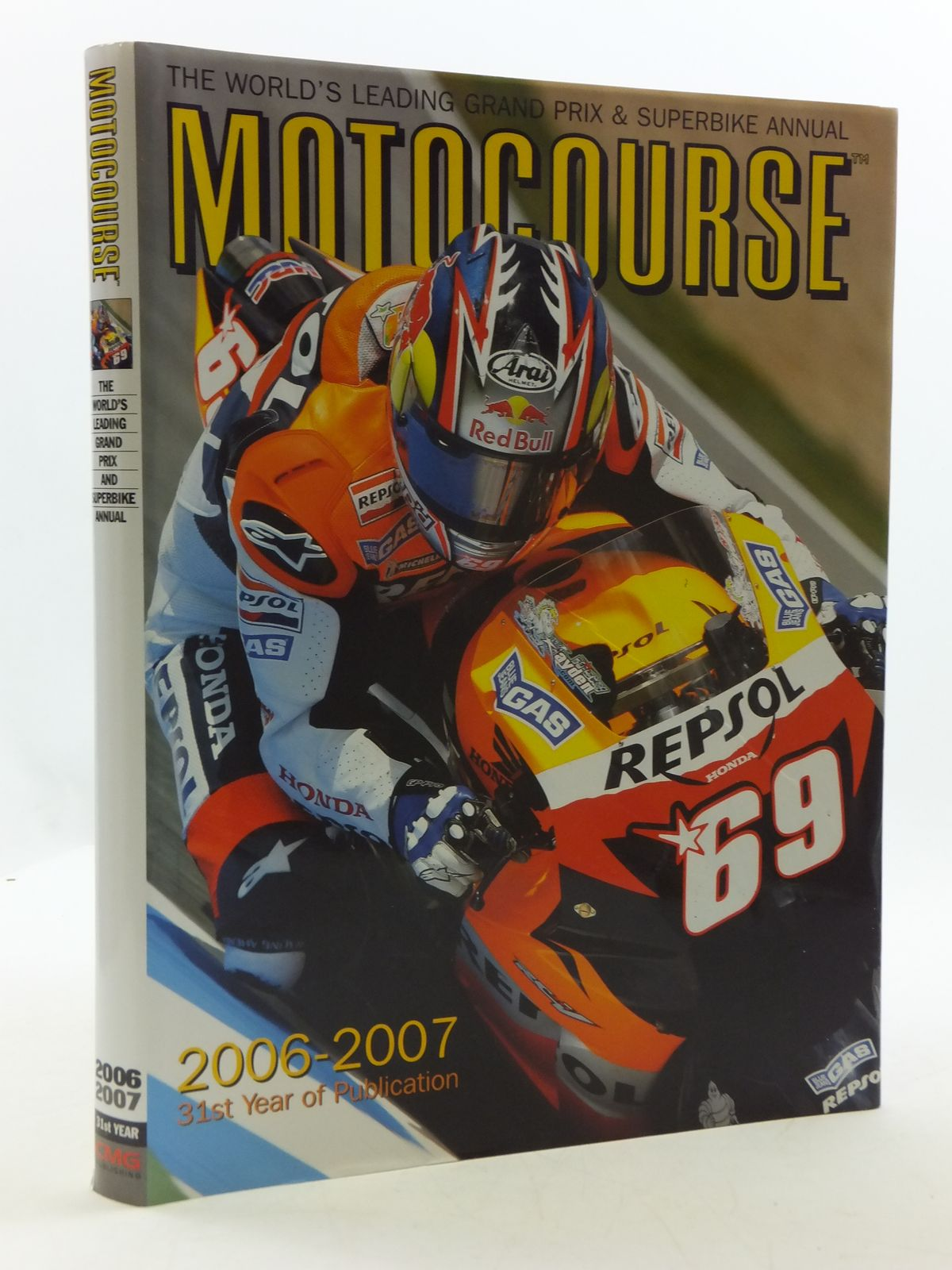 Photo of MOTOCOURSE 2006-2007 published by CMG Publishing (STOCK CODE: 1604663)  for sale by Stella & Rose's Books