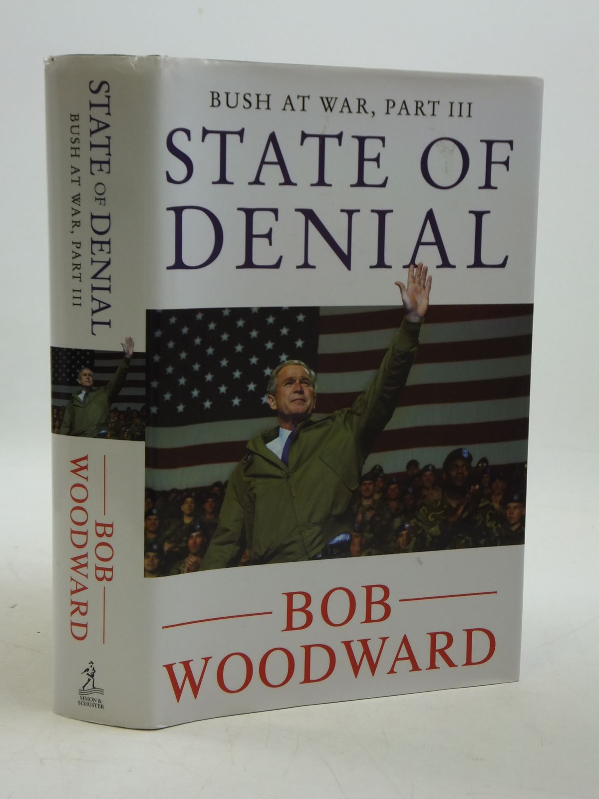 Photo of STATE OF DENIAL written by Woodward, Bob published by Simon & Schuster (STOCK CODE: 1604695)  for sale by Stella & Rose's Books