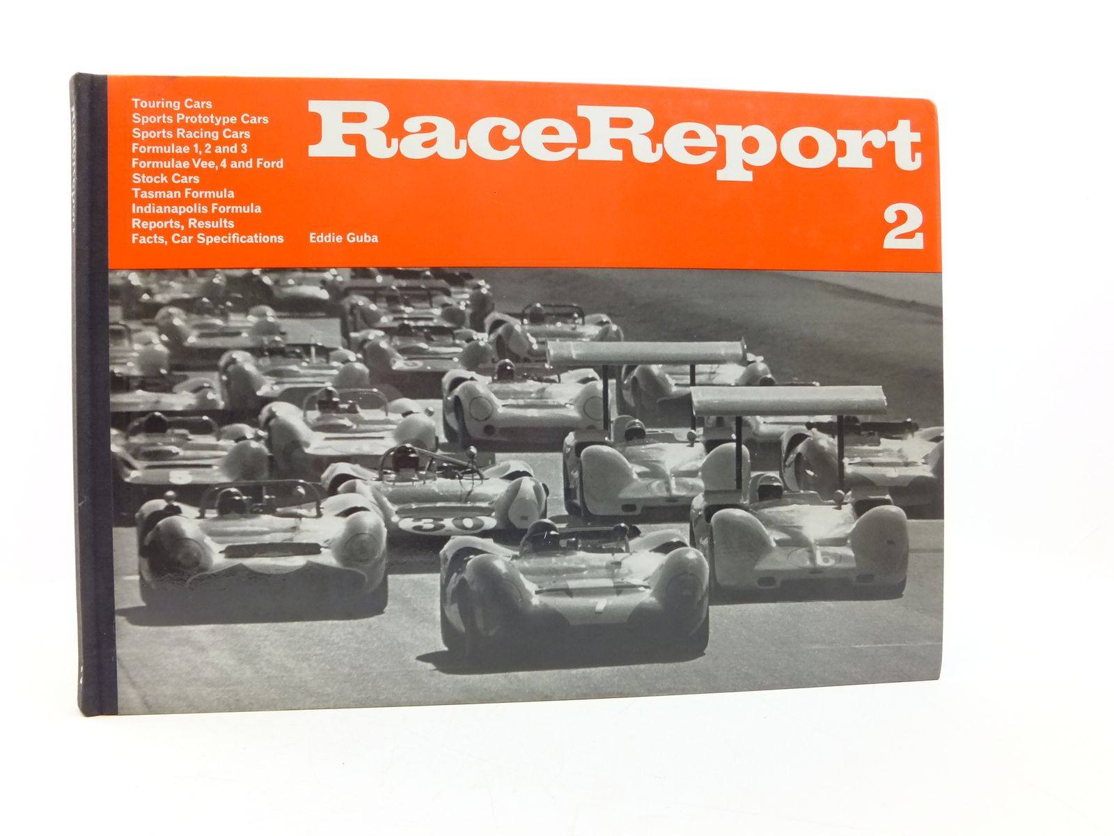 Photo of RACE REPORT 2 written by Guba, Eddie published by Hanns Reich (STOCK CODE: 1604738)  for sale by Stella & Rose's Books