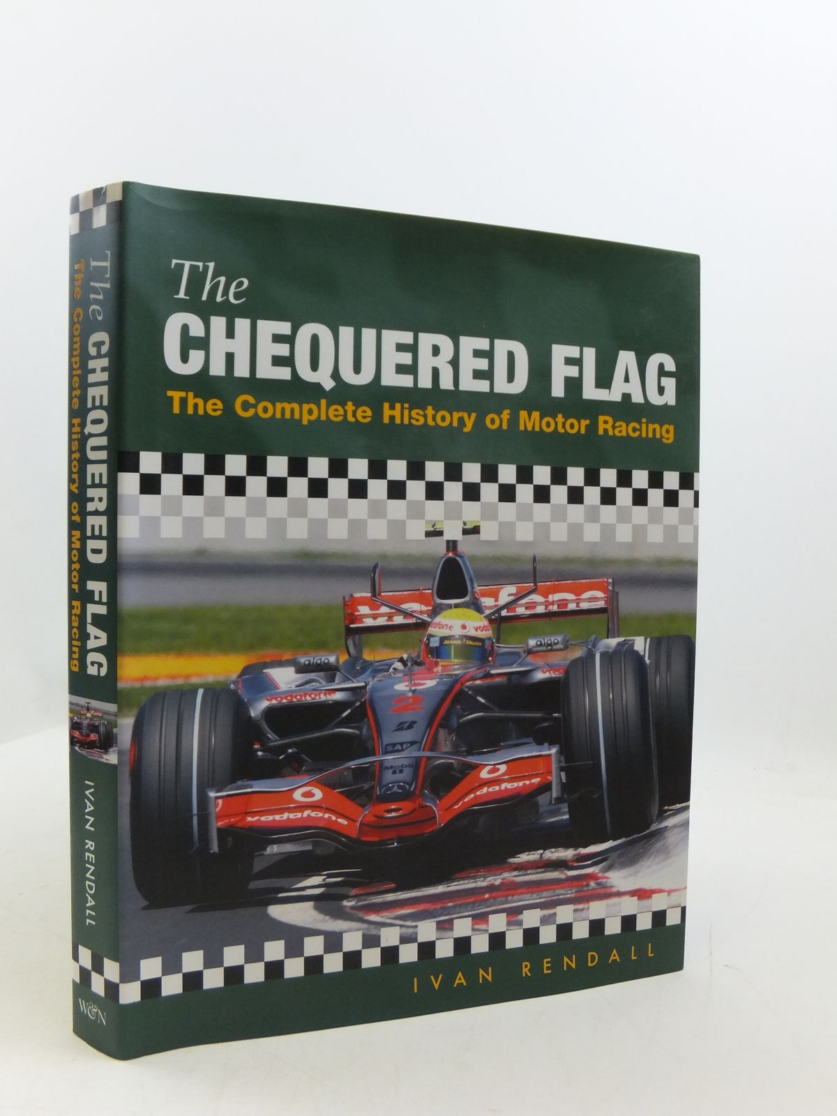 Photo of THE CHEQUERED FLAG written by Rendall, Ivan published by Weidenfeld and Nicolson<br />The Book People Ltd. (STOCK CODE: 1604746)  for sale by Stella & Rose's Books