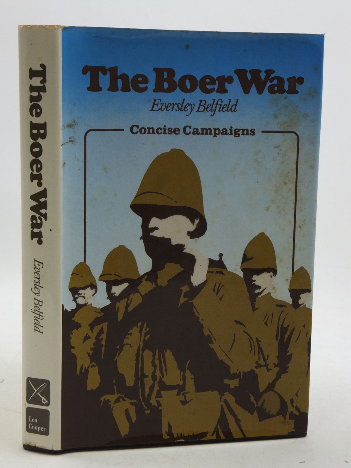 Photo of THE BOER WAR written by Belfield, Eversley published by Leo Cooper (STOCK CODE: 1604773)  for sale by Stella & Rose's Books