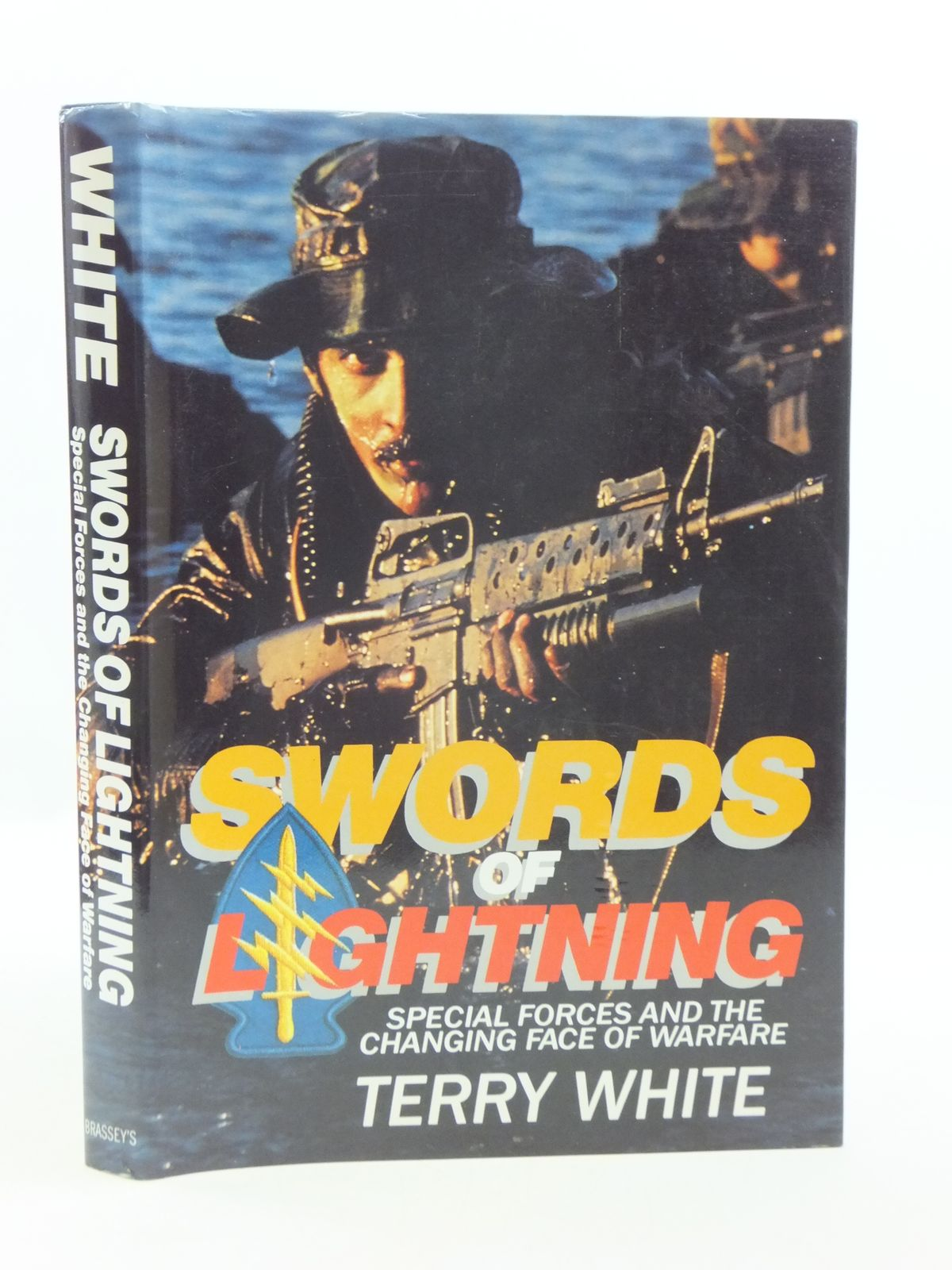 Photo of SWORDS OF LIGHTNING written by White, Terry published by Brassey's (STOCK CODE: 1604840)  for sale by Stella & Rose's Books