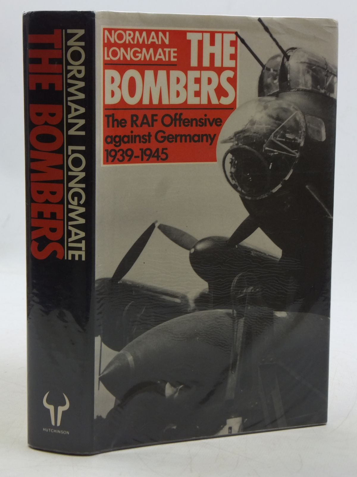 Photo of THE BOMBERS written by Longmate, Norman published by Hutchinson (STOCK CODE: 1604939)  for sale by Stella & Rose's Books