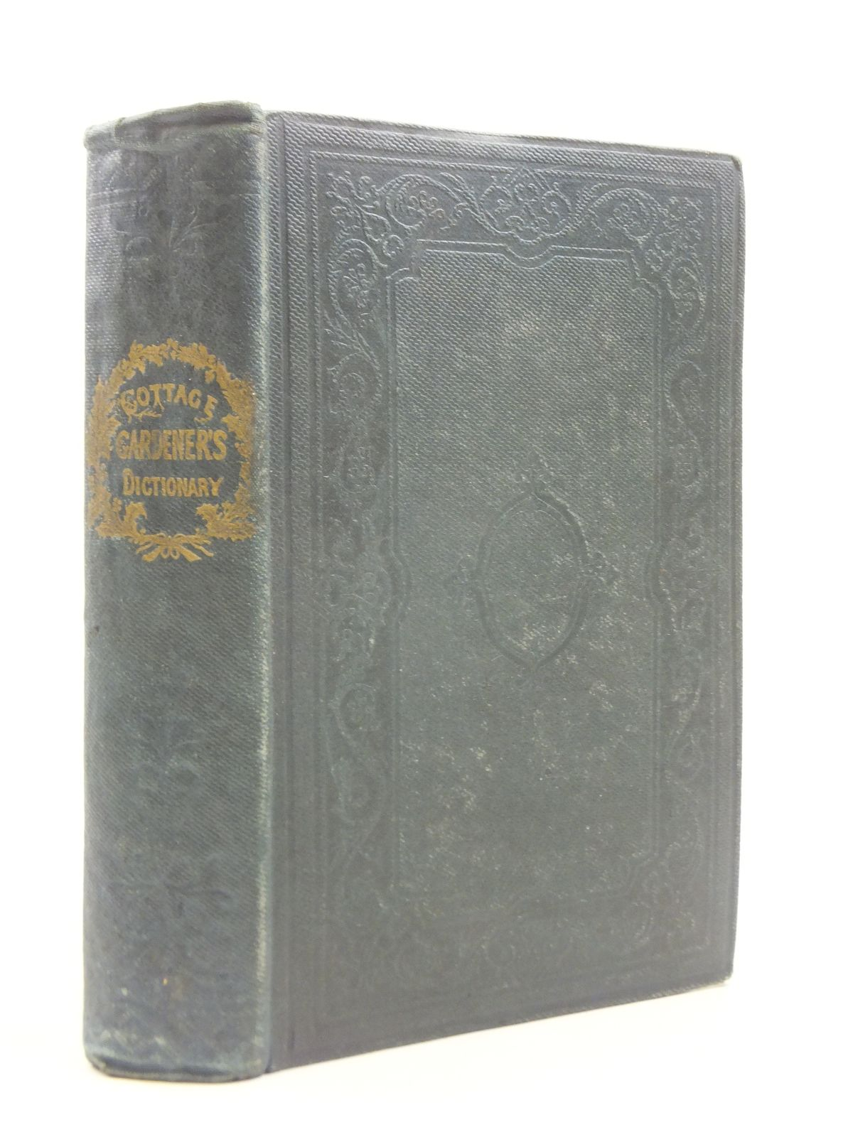 Photo of THE COTTAGE GARDENERS' DICTIONARY written by Johnson, George W. published by W. Kent & Co. (STOCK CODE: 1605026)  for sale by Stella & Rose's Books