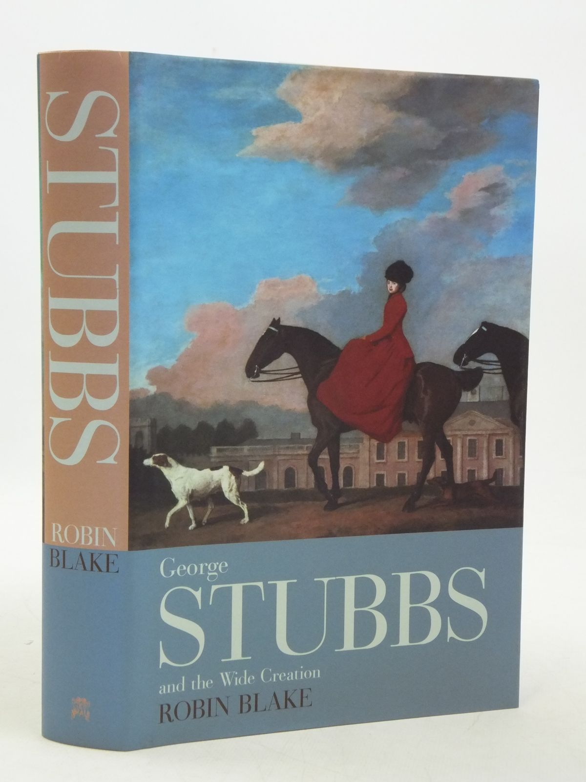 Photo of GEORGE STUBBS AND THE WIDE CREATION written by Blake, Robin published by Chatto & Windus (STOCK CODE: 1605085)  for sale by Stella & Rose's Books