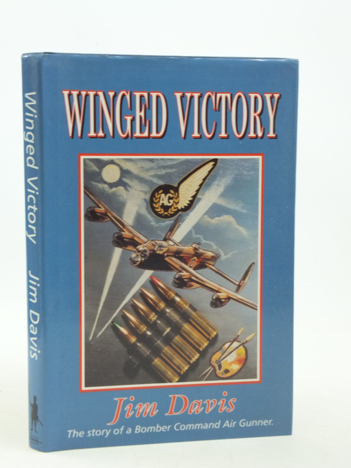Photo of WINGED VICTORY written by Davis, Jim published by R.J. Leach & Co (STOCK CODE: 1605088)  for sale by Stella & Rose's Books