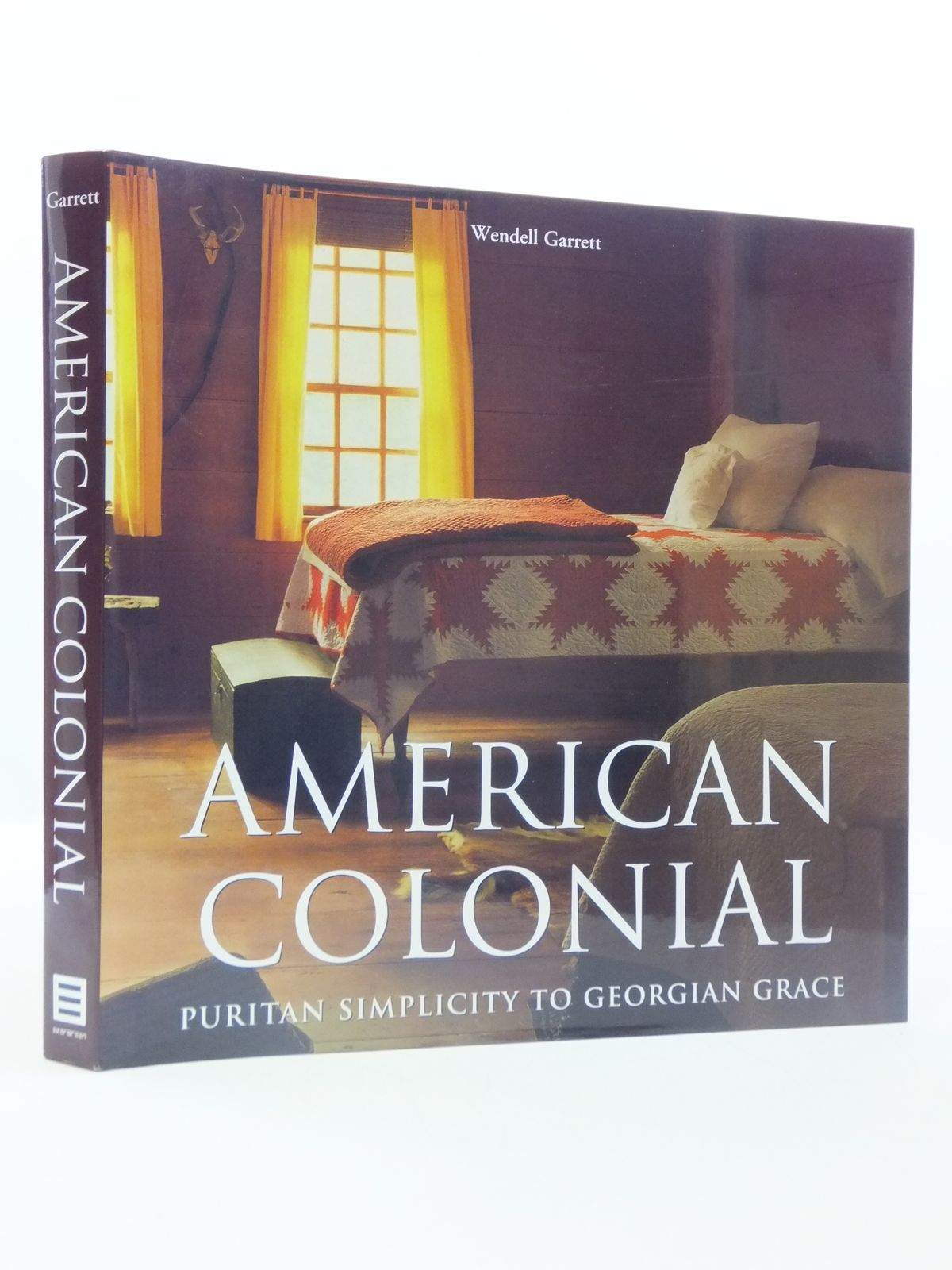 Photo of AMERICAN COLONIAL written by Garrett, Wendell published by Evergreen (STOCK CODE: 1605113)  for sale by Stella & Rose's Books