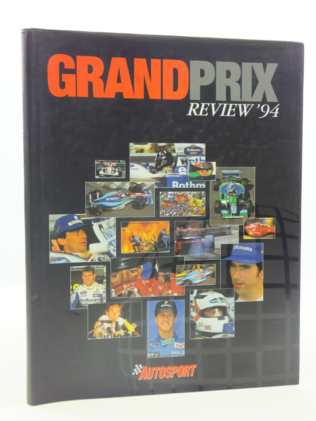 Photo of GRAND PRIX REVIEW 94 published by Haymarket Motoring Publications (STOCK CODE: 1605115)  for sale by Stella & Rose's Books