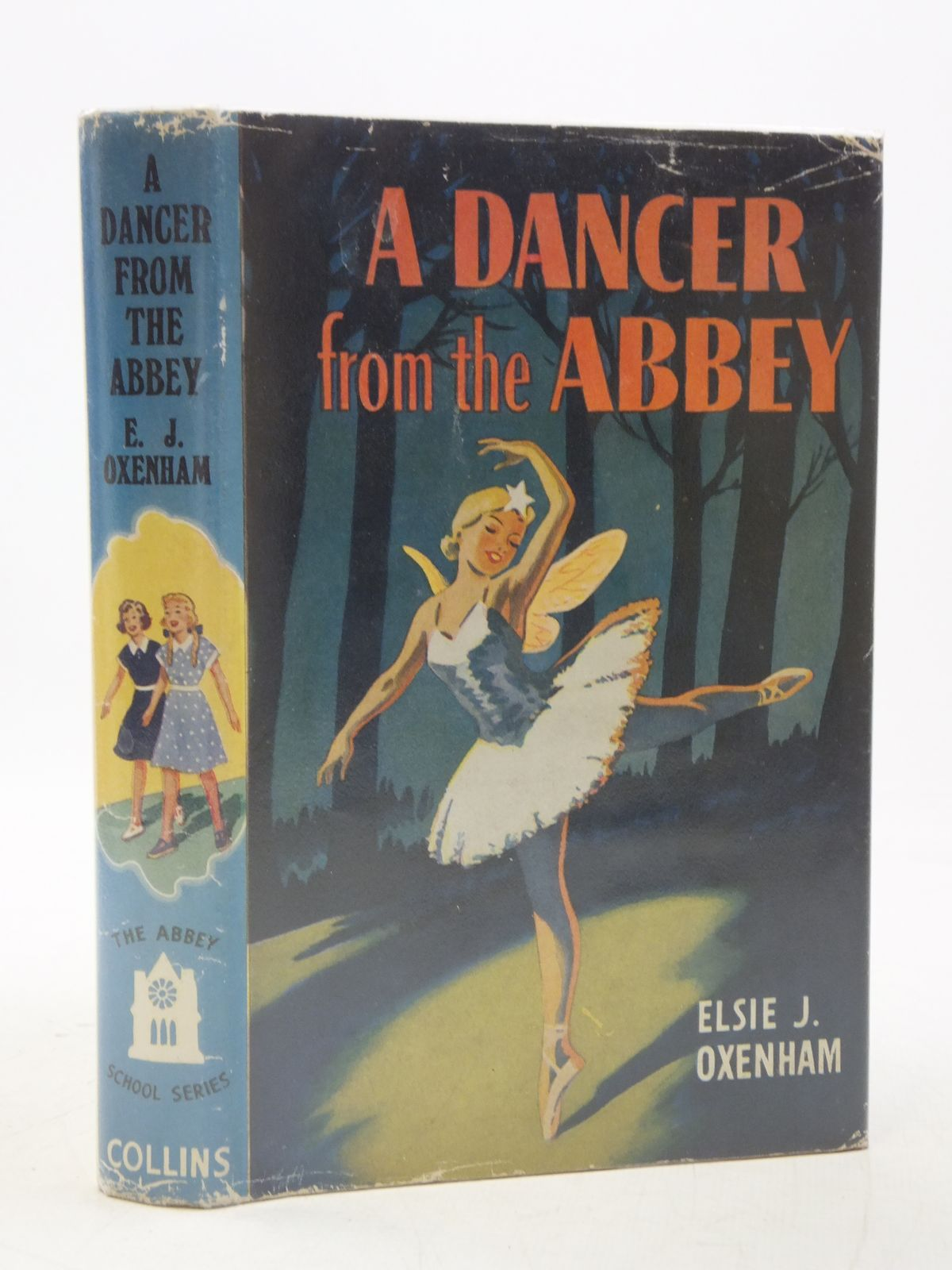 Photo of A DANCER FROM THE ABBEY written by Oxenham, Elsie J. published by Collins (STOCK CODE: 1605441)  for sale by Stella & Rose's Books