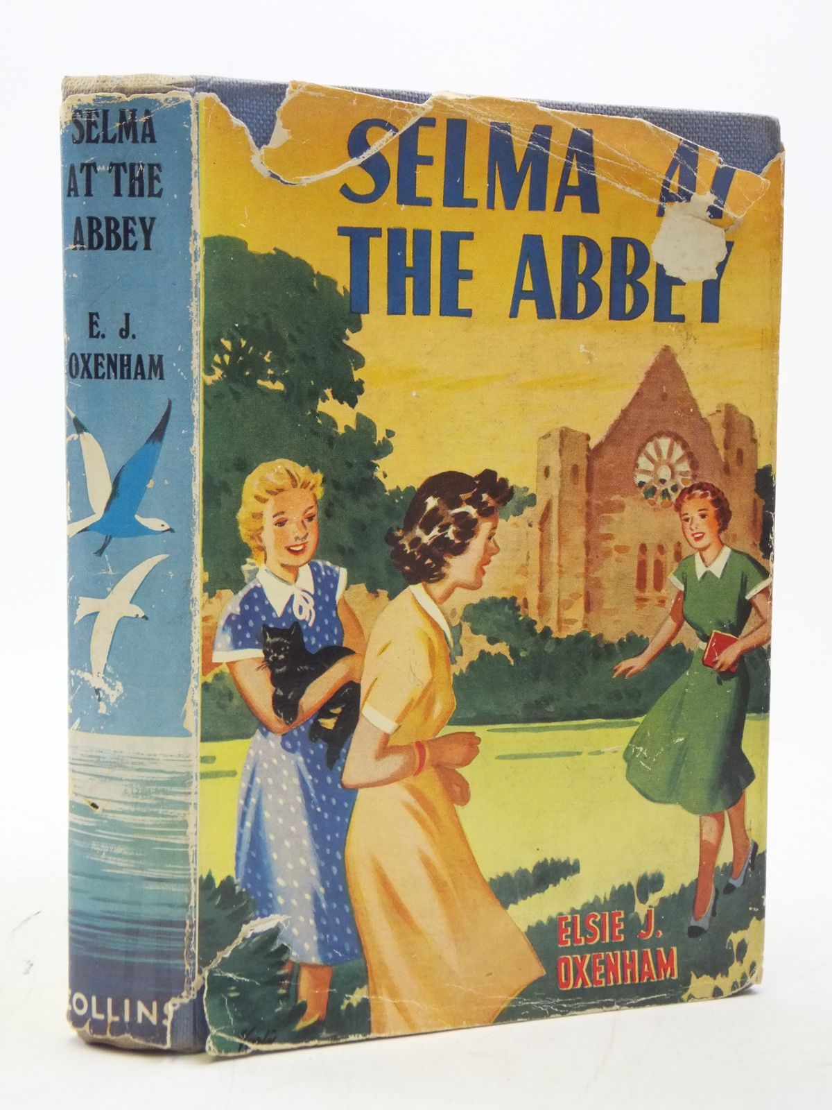 Photo of SELMA AT THE ABBEY written by Oxenham, Elsie J. published by Collins (STOCK CODE: 1605443)  for sale by Stella & Rose's Books
