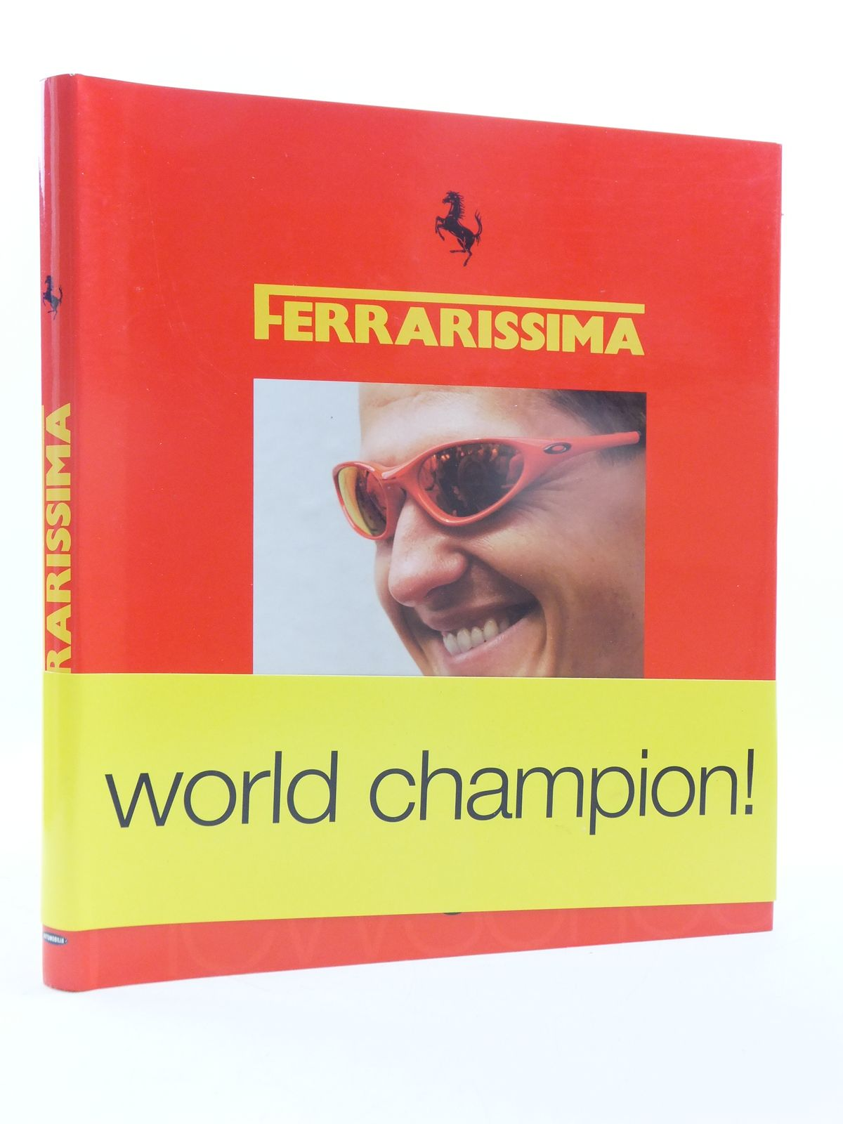 Photo of FERRARISSIMA 9 (NEW SERIES) written by Alfieri, Bruno published by Automobilia (STOCK CODE: 1605618)  for sale by Stella & Rose's Books