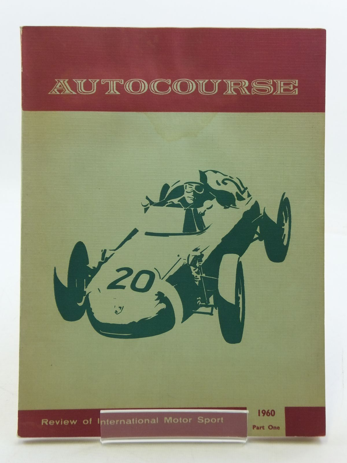 Photo of AUTOCOURSE 1960 PART ONE published by Trafalgar Press (STOCK CODE: 1605632)  for sale by Stella & Rose's Books