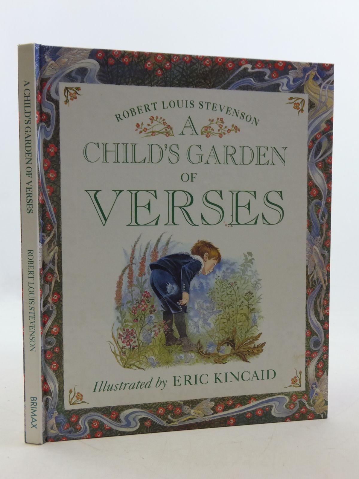 A Child 39 S Garden Of Verses Written By Stevenson Robert Louis Stock Code 1605664 Stella