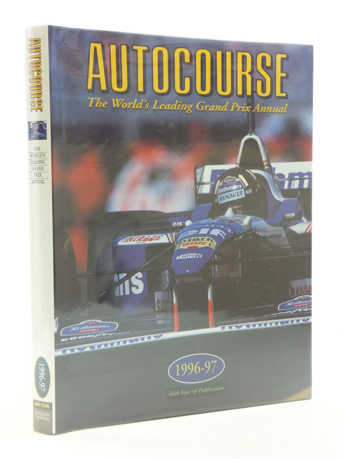 Photo of AUTOCOURSE 1996-97 published by Hazleton Publishing (STOCK CODE: 1605668)  for sale by Stella & Rose's Books